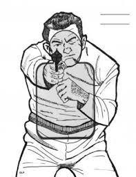 bad guy target