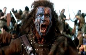 WAR CRY - Mel Gibson